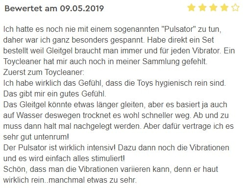 Stronic Real Bewertung