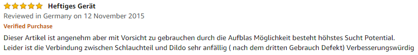 Inflatable Ass Blaster review 5
