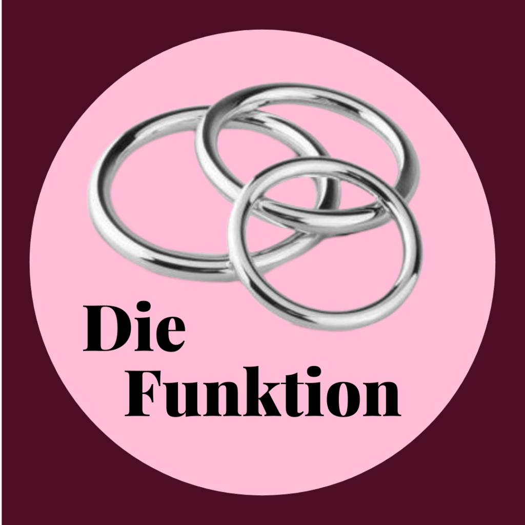 Penisring - Die Funktionsweise