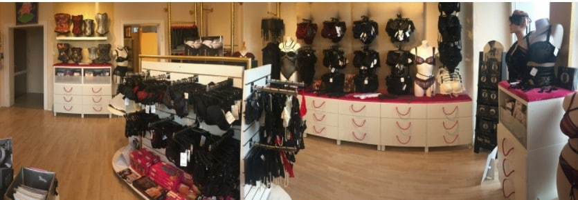 Dessous in Hannover